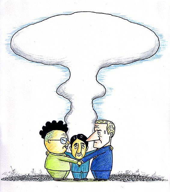 橋本勝の21世紀風刺絵日記:第18回:悪夢を見ることができる想像力が奇跡を生む