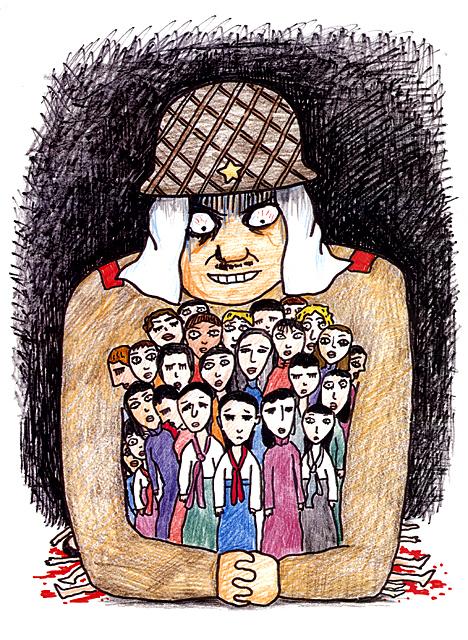 橋本勝の21世紀風刺絵日記:第38回:「慰安婦」問題にみる安倍首相の美事な鈍感力