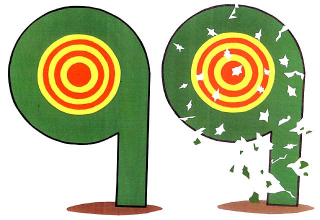橋本勝の21世紀風刺絵日記:第100回:9条を標的にして戦争できる国