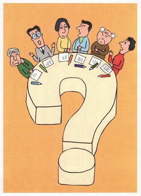 橋本勝の21世紀風刺絵日記:第125回  疑問だらけの裁判員制度