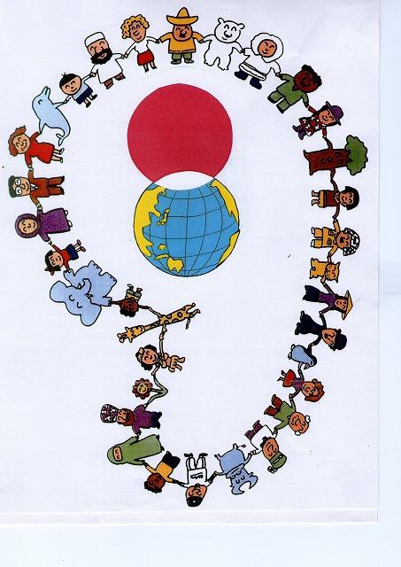 橋本勝の21世紀風刺絵日記:260回 新党名は「民主平和党」!!